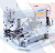 Juki Series DLN-6390 High-speed, Cylinder-bed, 1-needle, Needle-feed, Lockstitch Machine with Large Hook