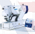 Juki Simply Smart Series Solution LBH-1790S Computer-controlled, High-speed, Buttonhole Machine