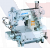 Juki Series MF-7900-H22/23 High-speed, Cylinder-bed, Top and Bottom Coverstitch Machine (hemming with left hand fabric trimmer)
